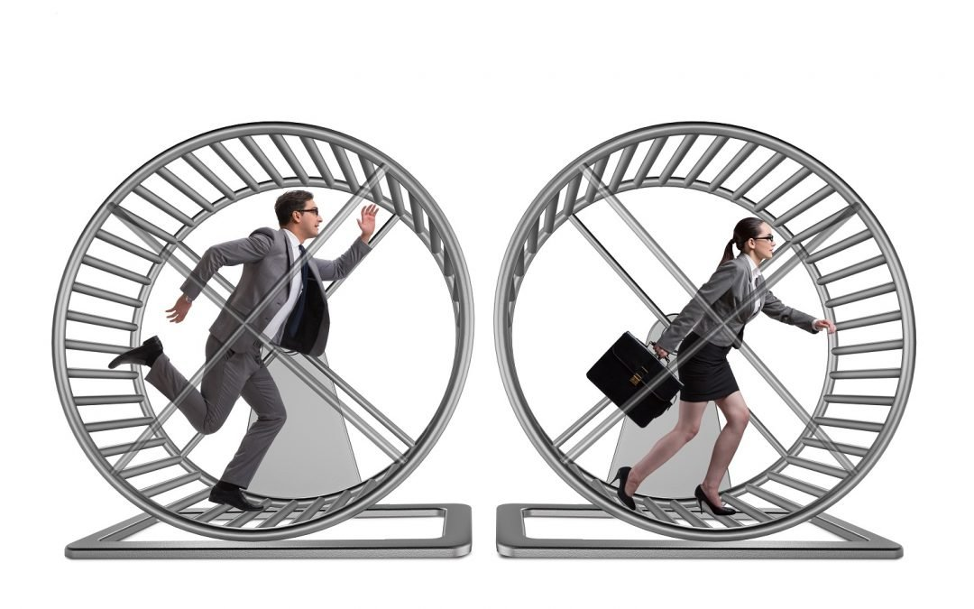 Ditch the Hamster Wheel & Live Out Your Legacy
