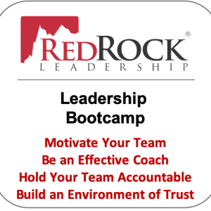 redrock leadership bootcamp