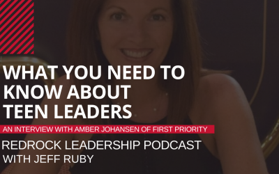 Episode #12 – What You Need to Know about Teen Leaders