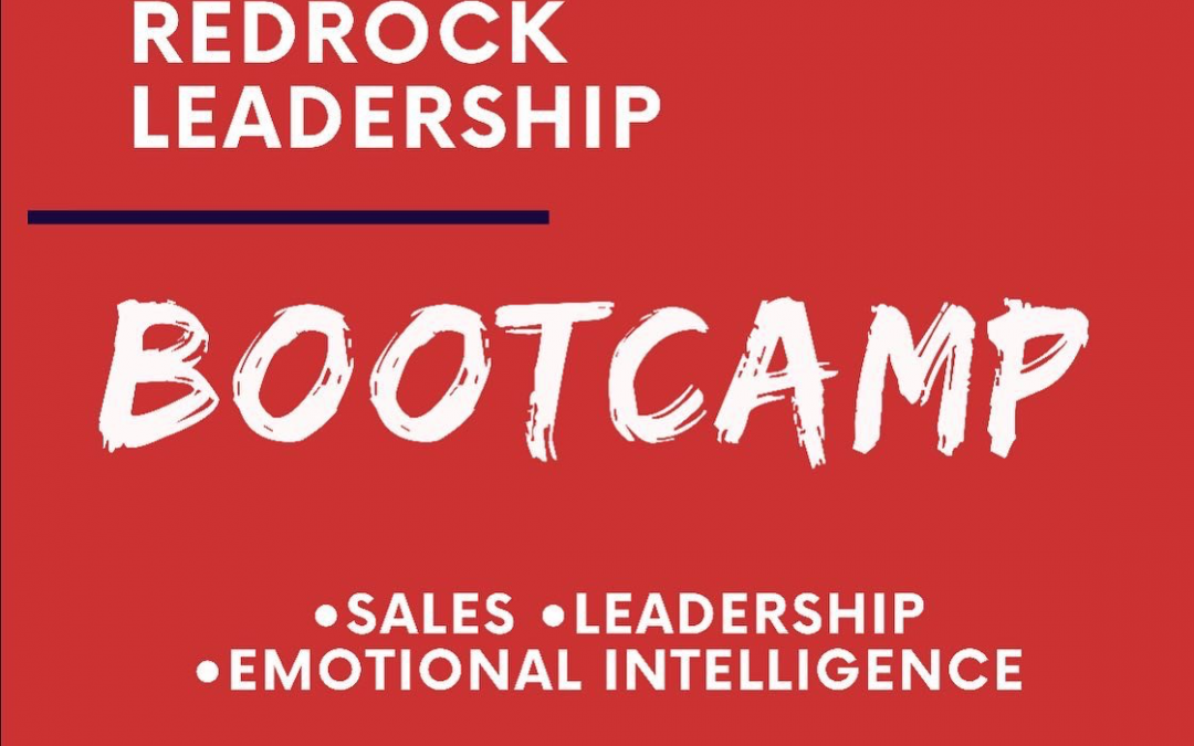 Leadership & Sales Training Bootcamps