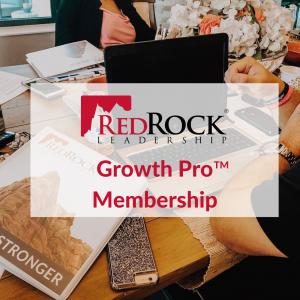 RedRock Growth Pro Membership