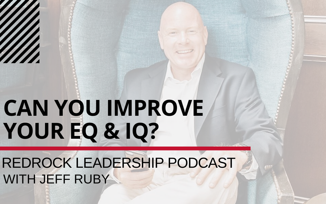 Episode #15: Can You Improve Your EQ & IQ?